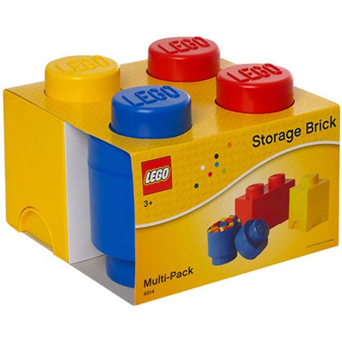 Opbergbox LEGO set 3-delig