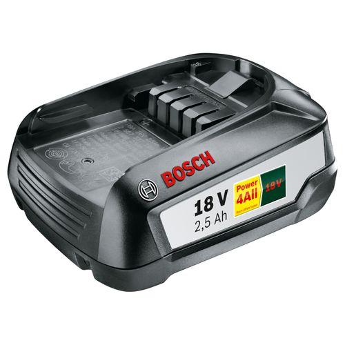 Batterie Bosch PBA 18V 2.5Ah