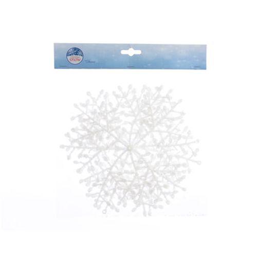 Pendentif flocon de neige 23cm