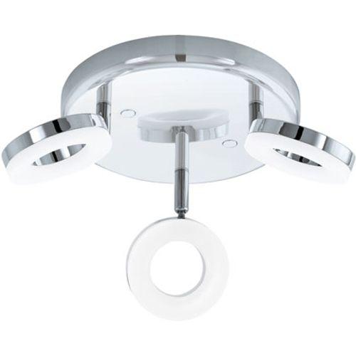 Eglo plafondlamp 'Gonaro' wit 3x3,8W