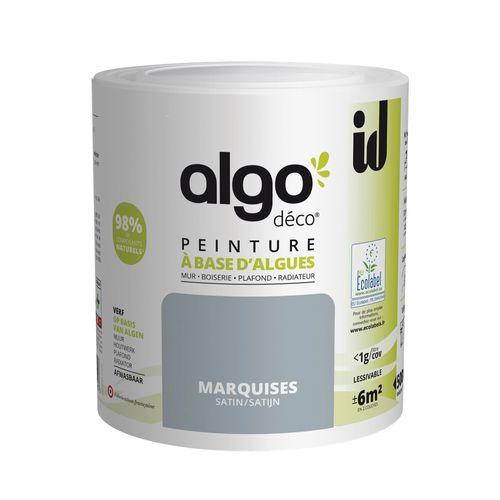 Peinture murale Algo Marquises satiné 500ml
