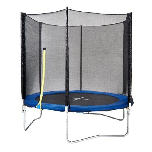 Central Park trampoline met net Ø 251 cm