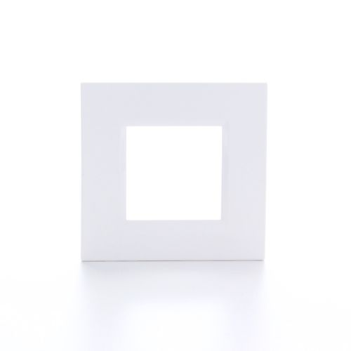 LeGrand afdekplaat 'Livinglight' 2 modules wit