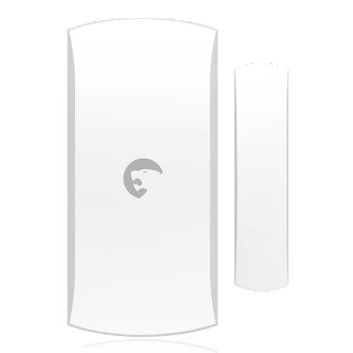 Détecteur portes et fenêtres eTIGER 'Mini' sans fil 80 m