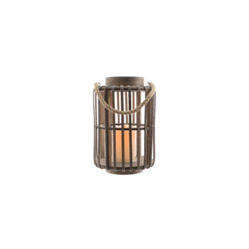 Kaemingk lantaarn 'Jungle' bruin 30 cm