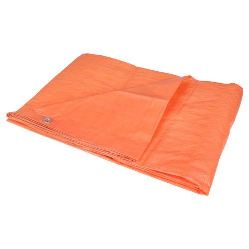 Dekzeil oranje 2 x 3m