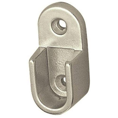 Hermeta gegoten aluminium garderobebuis steun 1170-02E