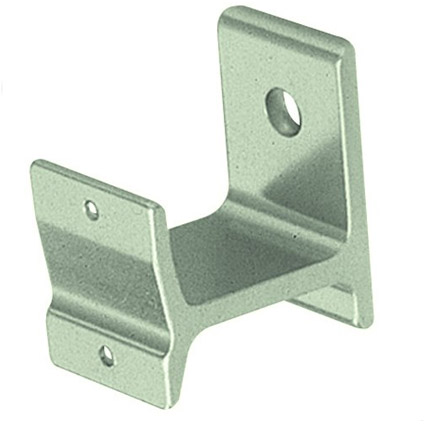 Hermeta aluminium profiel leuninghouder 3570-02E