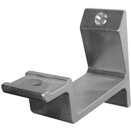 Hermeta aluminium profiel leuninghouder vlakzadel 3540-01E