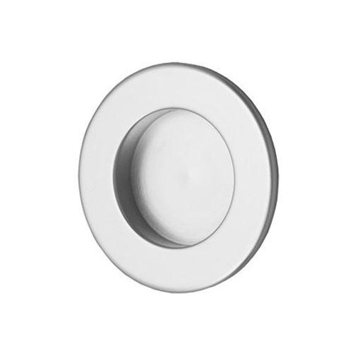 Hermeta aluminium profiel ronde schuifdeurkom 4554-01E