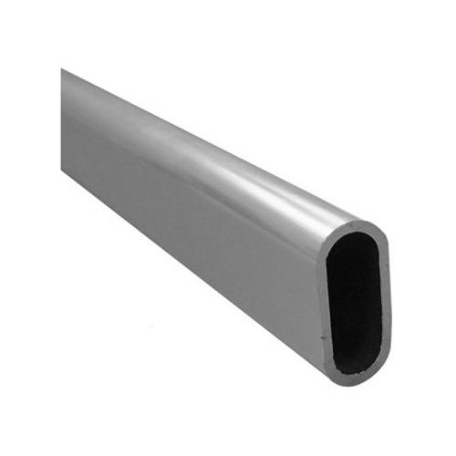 Hermeta aluminium profiel garderobeprofiel 1017-02E
