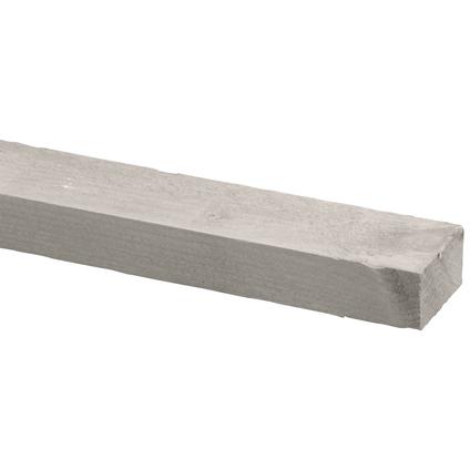 CanDo steigerhout vuren grijs 250x3x6,2cm