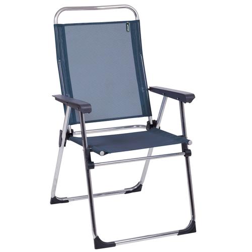 Chaise de camping Lafuma Victoria pliable bleu