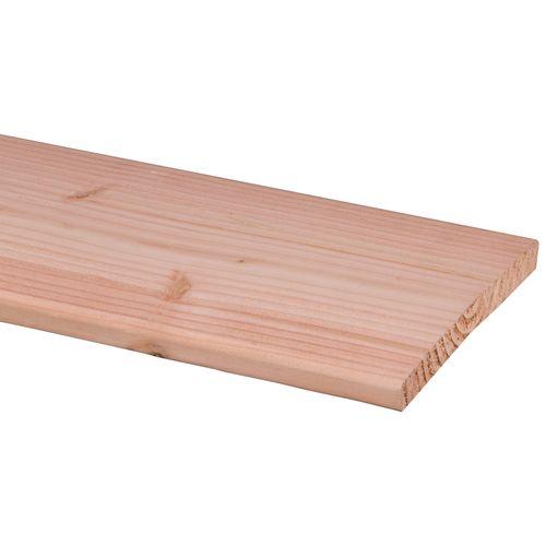 Douglas plank geschaafd 18x190mm 240cm