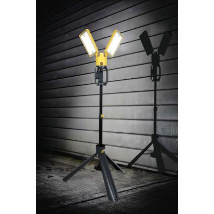 Lutec paalverlichting Peri donker grijs 35W