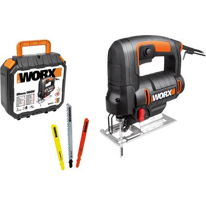 Worx decoupeerzaag WX477