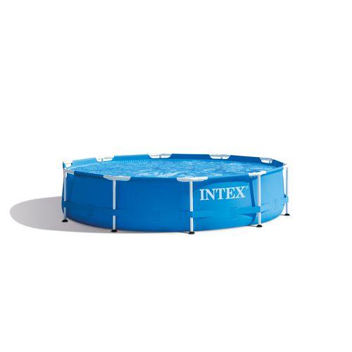 Intex zwembad Metal Frame Ø305x76cm