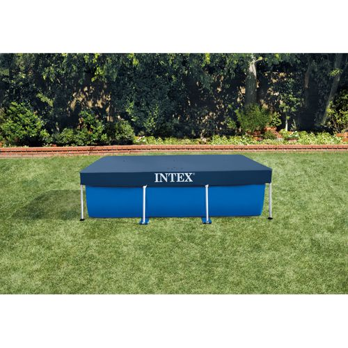 Bâche piscine Intex Metal Frame 300x200cm