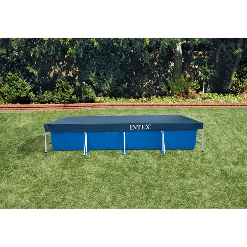 Bâche de protection piscine Intex 450x200cm