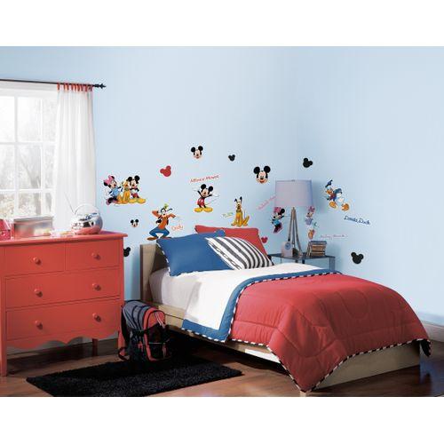 RoomMates muursticker Mickey Mouse 46x101 cm