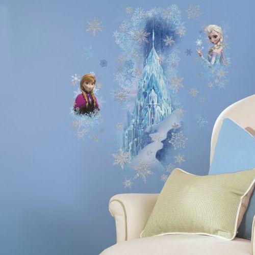 RoomMates muursticker Frozen Sisters 46 x 101 cm