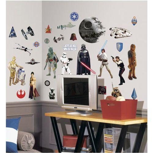 RoomMates muursticker Star Wars 46x101 cm