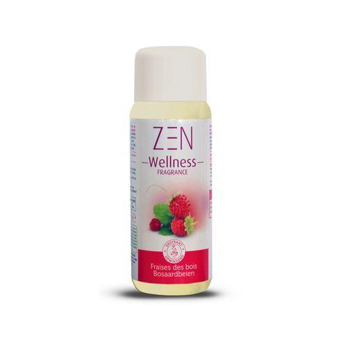 Parfum pour spa 'Zen Wellness' Fraise des bois 250 ml