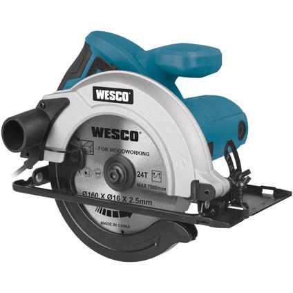 Scie circulaire Wesco 'WS3435' 1200W
