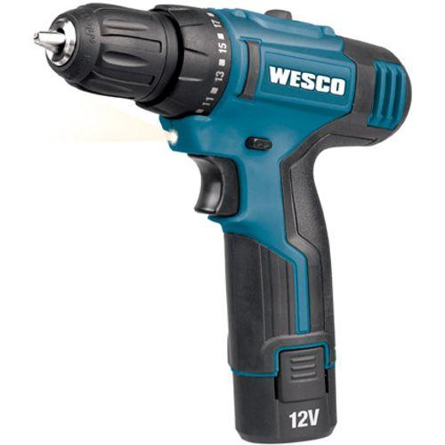 Wesco schroefboormachine 'WS2611' 12V