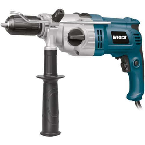 Perceuse à percussion Wesco 'WS3168K' 1050W