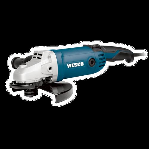Wesco haakse slijper 'WS4715' 2000W