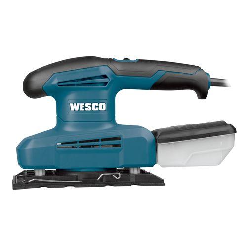 Wesco vlakschuurmachine 'WS4161' 200W