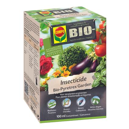 Insecticide bio Compo Pyrethrex Garden 100ml
