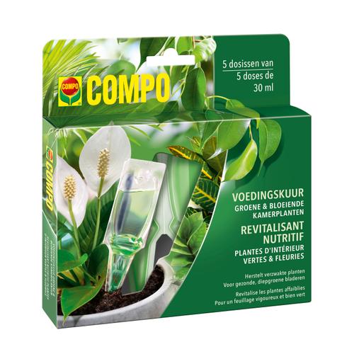 Revitalisant plantes vertes et fleuries Compo 150ml