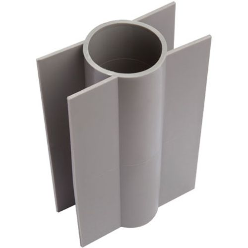 Support plaque béton Giardino Ø 40 mm/28 cm