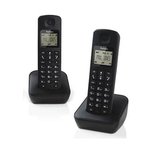 Profoon draadloze DECT telefoon PDX-920 duo