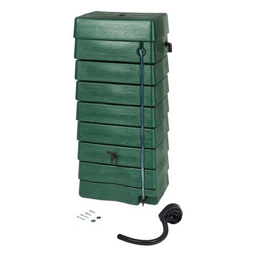 Ubbink regenton wandmodel groen 276L