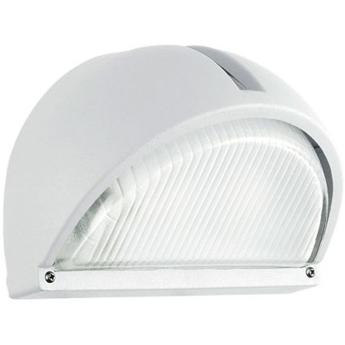 Eglo wandlamp buiten 'Onja' wit 60 W