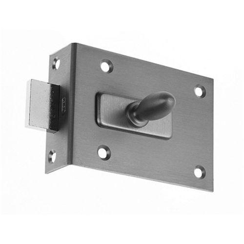 Nemef voordeurschuif 65x90mm aluminium 2500-4