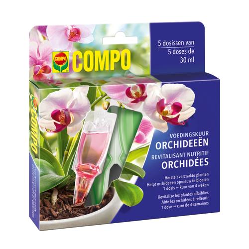 Revitalisant orchidées Compo 150ml