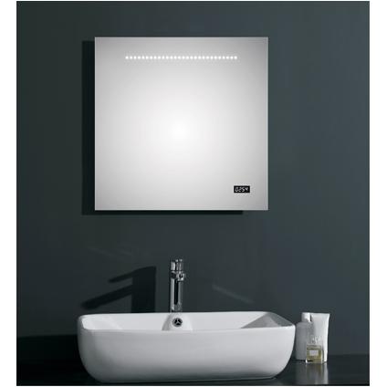 Pierre Pradel spiegel 'Orel' LED klok