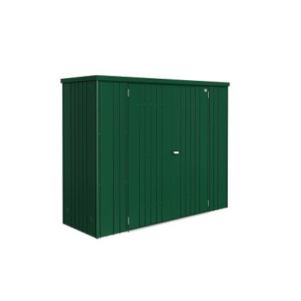Armoire de jardin Biohort vert foncé 227 x 182,5 cm