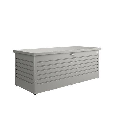 Biohort kussenbox Hobby 180 zilver 79x181cm