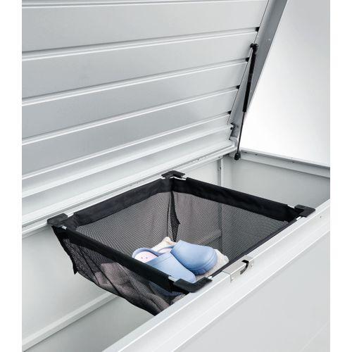 Panier coffre de jardin Biohort Type C Loungebox 160,180 & HighBoard 200