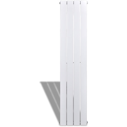 Radiator wit 31,1 cm x 150 cm