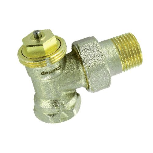 "Corps thermostatique équerre Saninstal 1/2"" M x 1/2"" F"