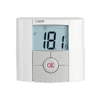 Thermostat d'ambiance digital Saninstal 'Belux Light'