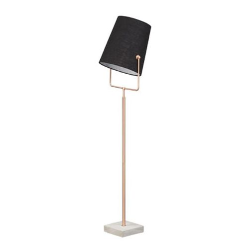 Lampadaire Home Sweet Home 'Bird' noir 60 W