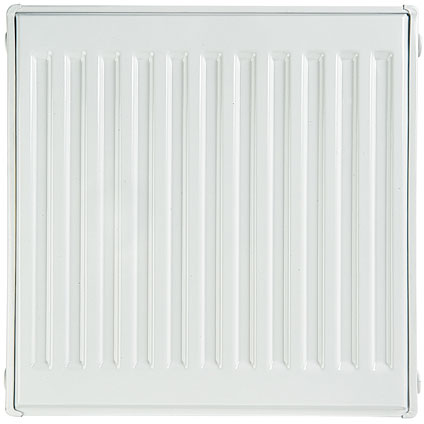 Radiateur chauffage central De'Longhi 'Modèle 11' 40 x 40 cm