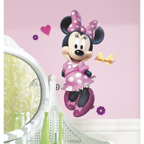 RoomMates muursticker Minnie Mouse 1 vel 46x101 cm